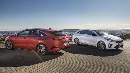 El nuevo KIA Proceed GT, el anti Mercedes, BMW y Audi