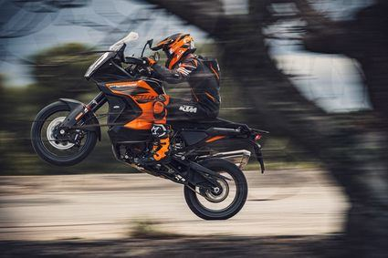 Nueva KTM 1290 SUPER ADVENTURE S