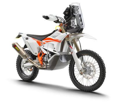 Nueva KTM 450 RALLY FACTORY REPLICA