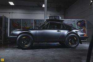 Porsche 911 'Willy' Safari