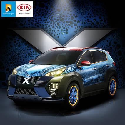 El nuevo Kia Sportage inspirado en X-Men