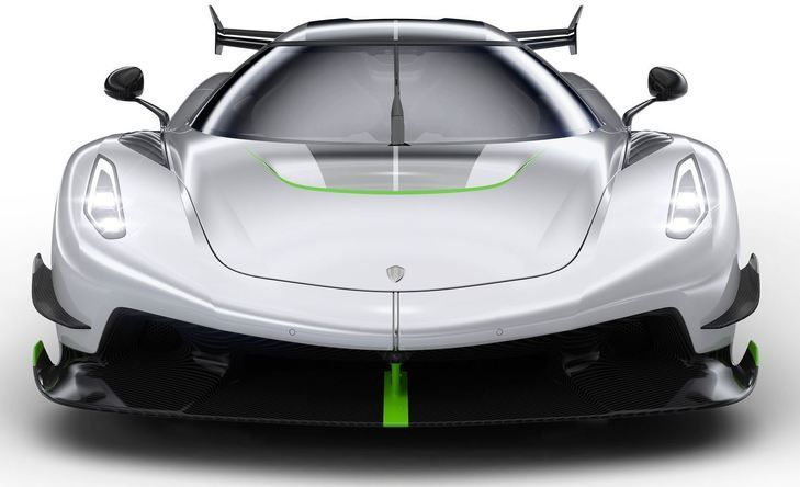 Koenigsegg Jesko 2020 costará 3 millones de euros