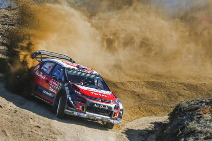 Rallye de Italia: la prueba más exigente se corre en Cerdeña