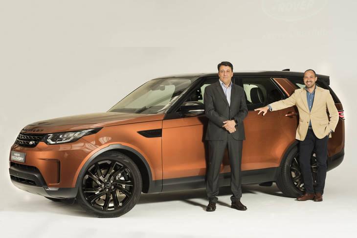 El nuevo Land Rover Discovery ya ha aterrizado