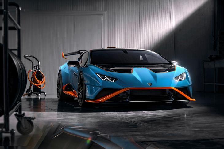 Nuevo Lamborghini Huracán STO: de la pista a la carretera