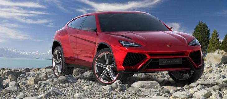 El Lamborghini Urus preparado para 2018