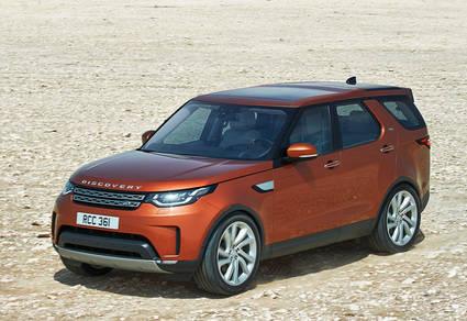 El nuevo Land Rover Discovery sale a la venta