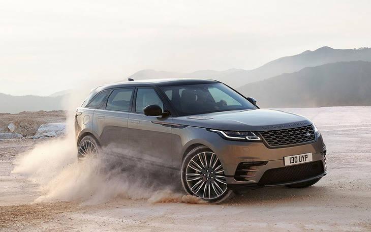 """Range Rover Velar, un """"Evoque"""" más grande"""