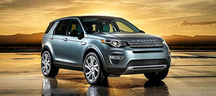 Nuevo Land Rover Discovery Sport
