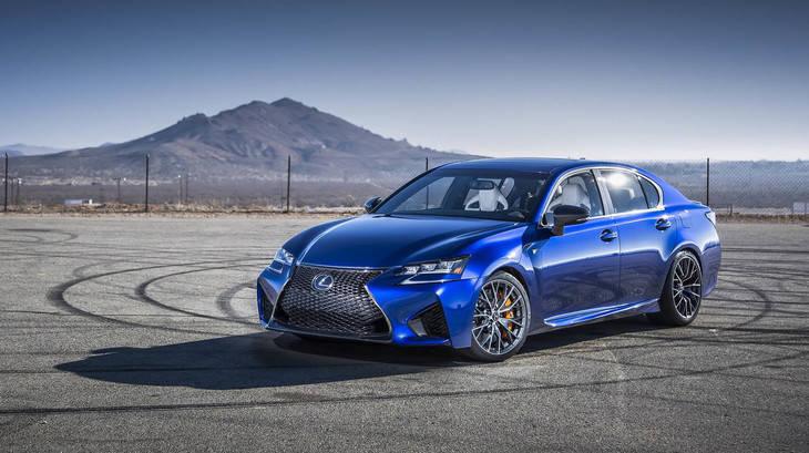 Lexus ofrece mejores cualidades dinámicas