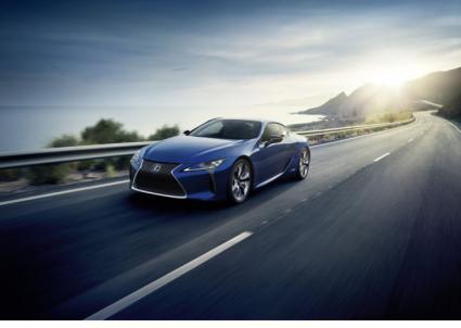Lexus marca la diferencia