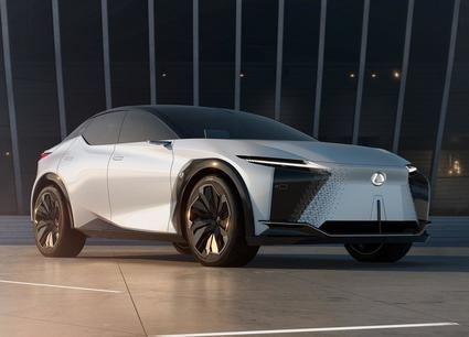 Lexus LF-Z Electrified, la visión de una nueva era