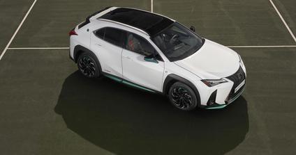 LEXUS Crea el nuevo UX 250h HÍBRIDO 'TENNIS CUP' EDITION por 38.500 euros