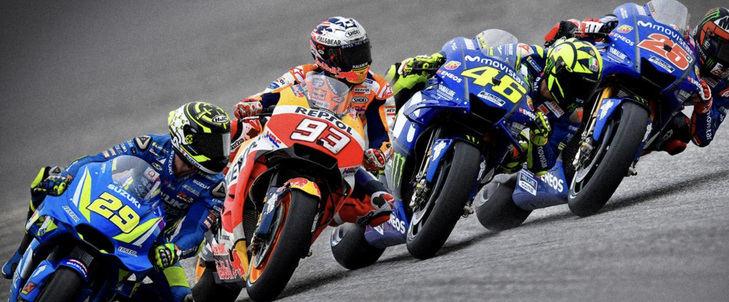 Iannone y Márquez, los más rapidos del viernes