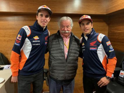 Los Hermanos Márquez, en Madrid