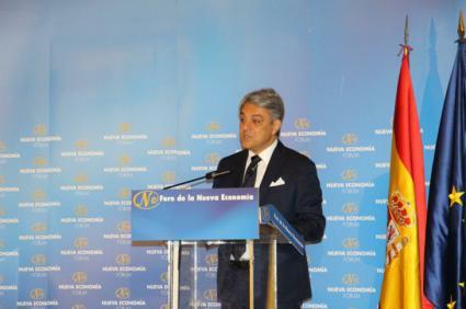 Luca de Meo, director general de Renault, S.A. y presidente de Renault.s.a.s