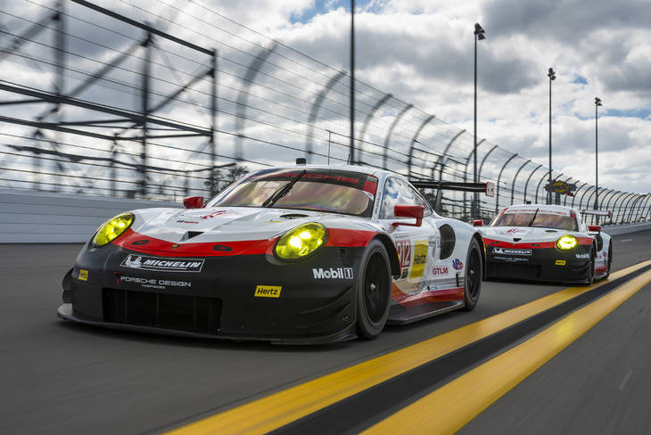 Porsche se va a la Fórmula E y deja el WEC