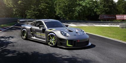 Nuevo Porsche 911 GT2 RS Clubsport 25