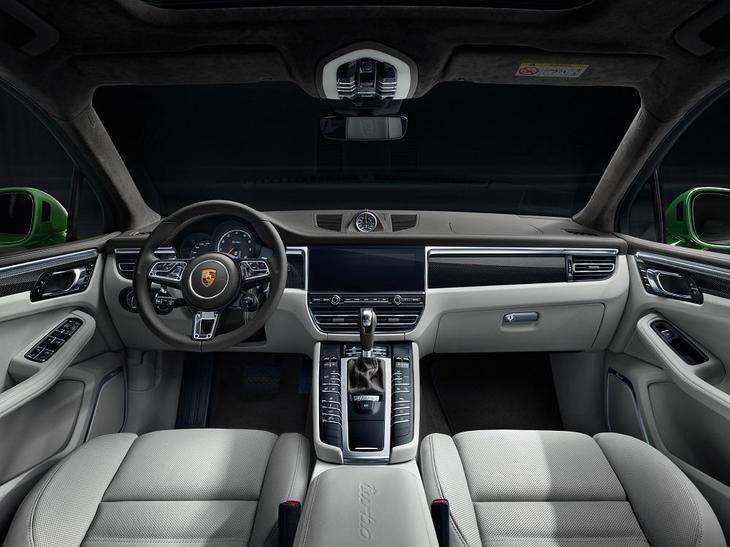 Nuevo Macan Turbo con 440 CV desde 106.372 euros