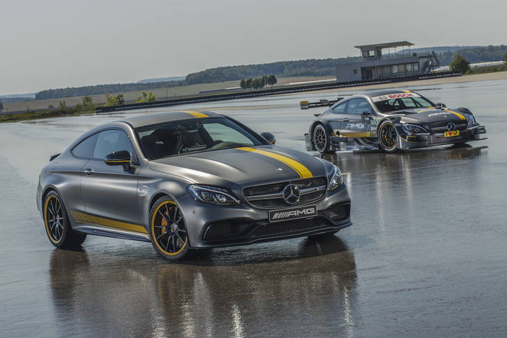 El Mercedes de carreras