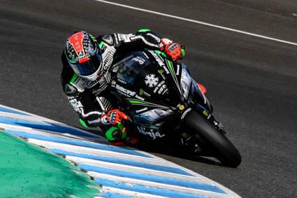 Jonathan Rea, por delante de todas las MotoGP