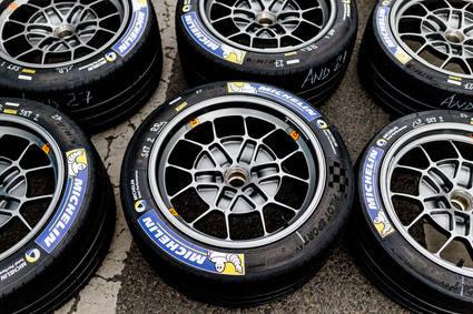 Fabricados para la 3ª temporada de Fórmula E