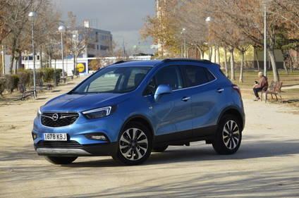 Probamos el Opel Mokka X, más equipado que nunca