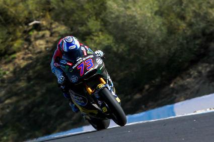 Alex Marquez bate todos los registros de la categoria de Moto2