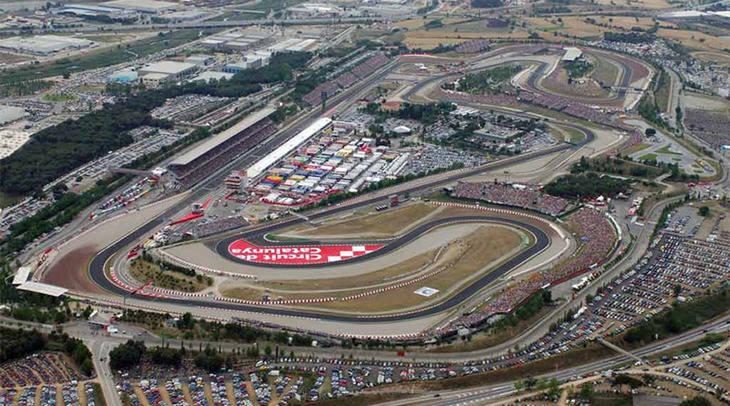 Circuito Montmelo : Circuito de cataluÑa montmelo espaÑa revista coches