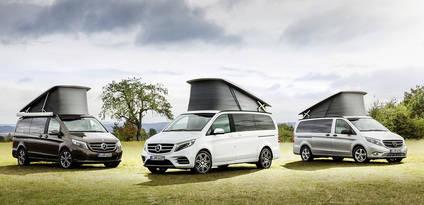 Nueva Mercedes Marco Polo Horizon