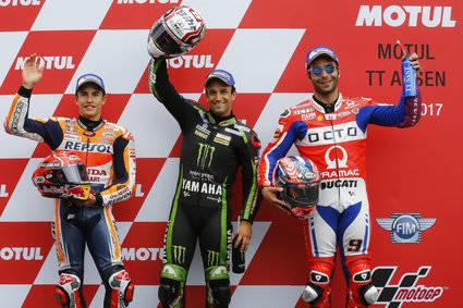 Los mejores de MotoGP
