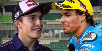 La sentencia de dos titulos: MotoGP y Moto2