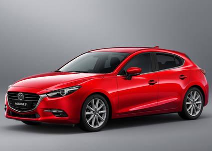 El Mazda3 se actualiza