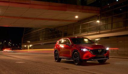 El Mazda CX-5 recibe una profunda renovación para 2022