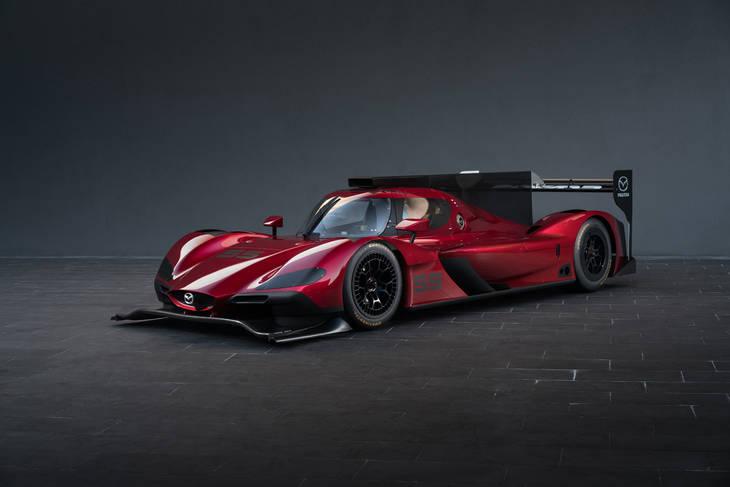 Mazda RT24-P el nuevo prototipo de competición de la marca japonesa