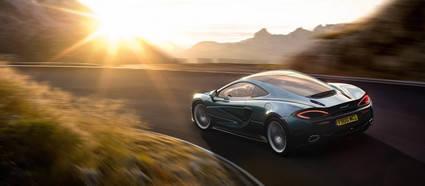 McLaren GT 570, exclusividad deportiva a más de 320 km/h