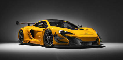 McLaren 650 S GT3: Listo para las carreras