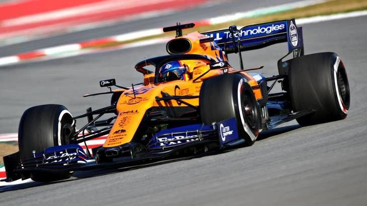 McLaren progresa, y no es poco