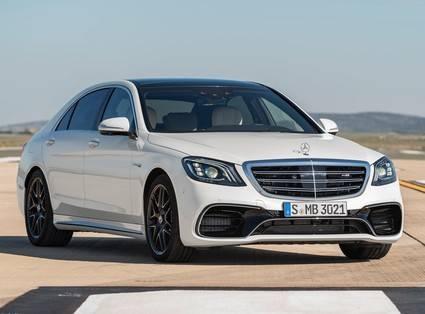 Nuevo Mercedes Clase S 2018