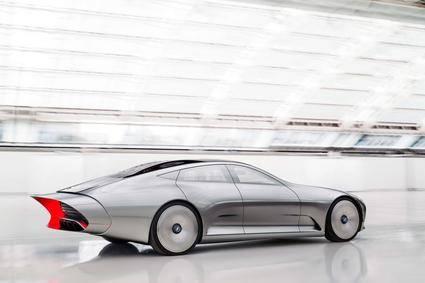 El Concept Car de Mercedes-Benz