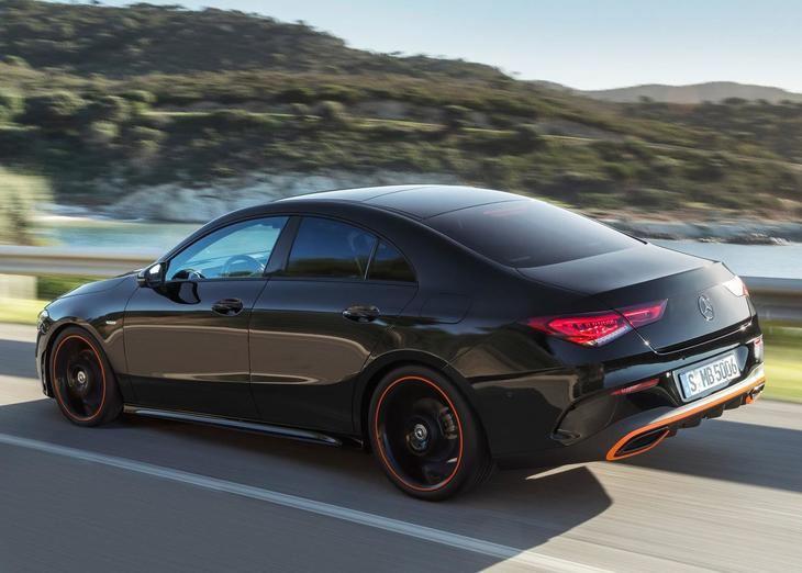 Nuevo Mercedes-Benz CLA Coupe desde 31.400 euros