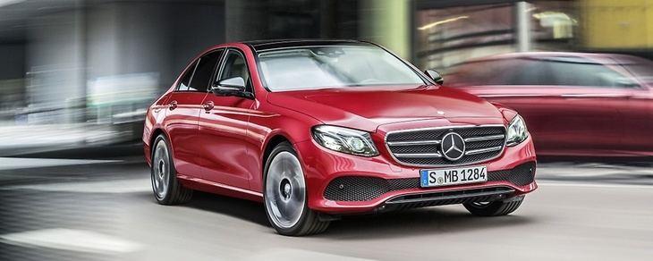 Mercedes lava la cara a la Clase E y aprovecha para subir precios