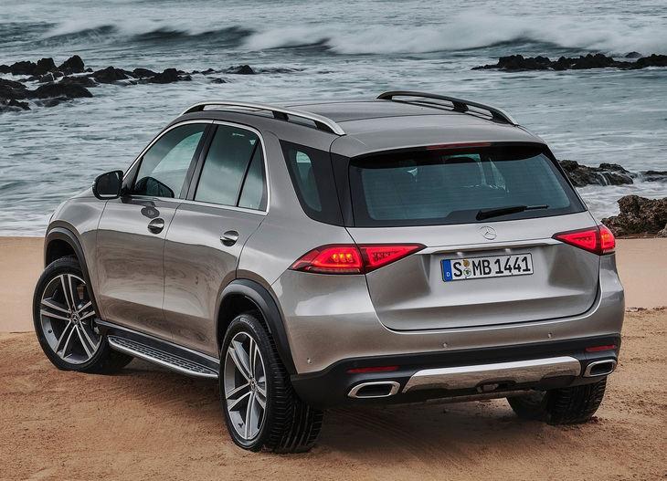 Ya se admiten pedidos del nuevo Mercedes GLE