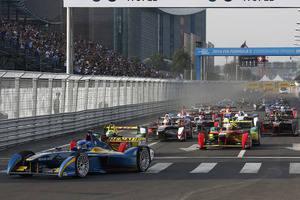 Mercedes se apunta a la Fórmula E