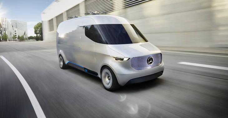 Mercedes-Benz Vison Van