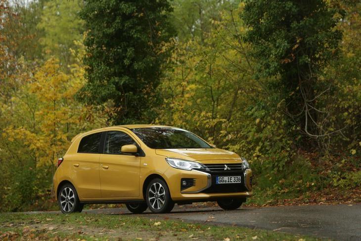 Nuevo Mitsubishi Space Star desde 10.650 Euros