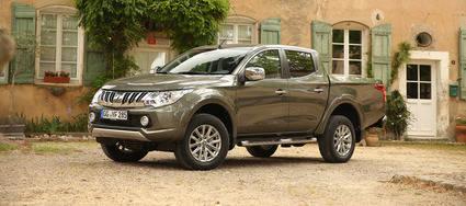 Nueva Mitsubishi L200: desde 28.635 euros