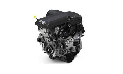 Nuevo propulsor Chrysler