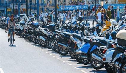 Crecen las matriculaciones de motos (+19,5%)