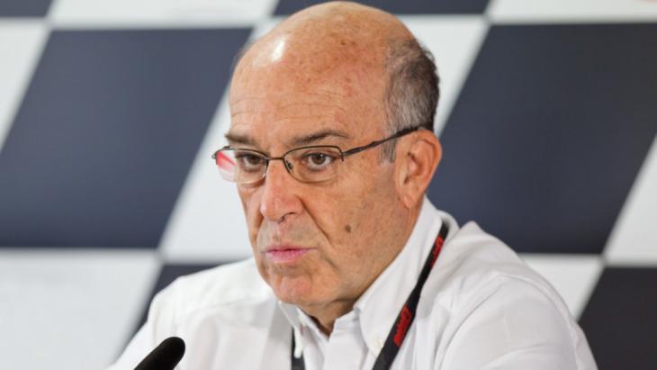 Declaraciones de dirigente de MotoGP en 'El Transitor'